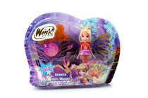 Adore Oyuncak Winx Mini Doll Sirenix Mini Magic Stella Bebek WXD1991400