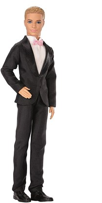 Mattel Barbie Damat Ken DVP39
