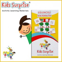 Bruder Kids Surprise - Flocards Eğitim Seti KS107
