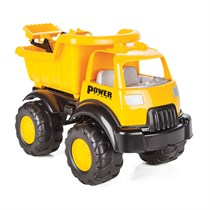 Pilsan Power Truck With Dozer 06518