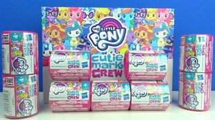 Hasbro My Little Pony Cutie Mark Crew Sürpriz Paket E1977