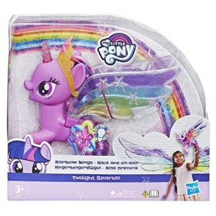 Hasbro My Little Pony Gökkuşağı Kanatlı Twilight Sparkle E2928