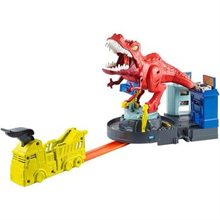 Mattel Hot Wheels T-Rex Rampage Play Set GFH88