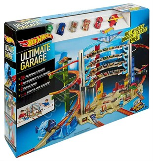 Mattel Hot Wheels Ultimate Mega Garaj SetCMP80