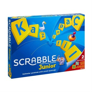 Mattel Scrabble Junior Türkçe Y79733