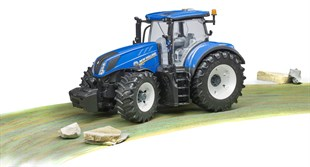 Bruder New Holland T7.315 Traktör BR03120