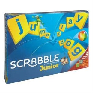 Mattel Scrabble Junior (türkçe) Y9733